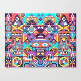 Jackpot Canvas Print