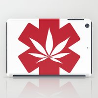 medical iPad Cases featuring Medical Marijuana by WeedPornDaily