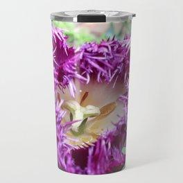 Monster tulip Travel Mug