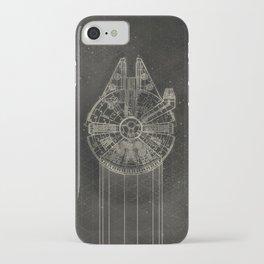 Millennium Falcon iPhone Case