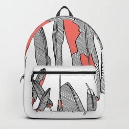 Eagle Feathers Backpack