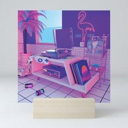 spinningwave Mini Art Print