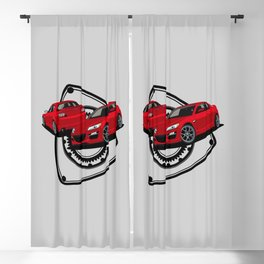 Rx8 Blackout Curtain