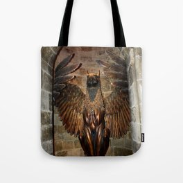 Hippogriff Entrance Tote Bag