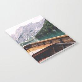 Mountain Lake Notebook