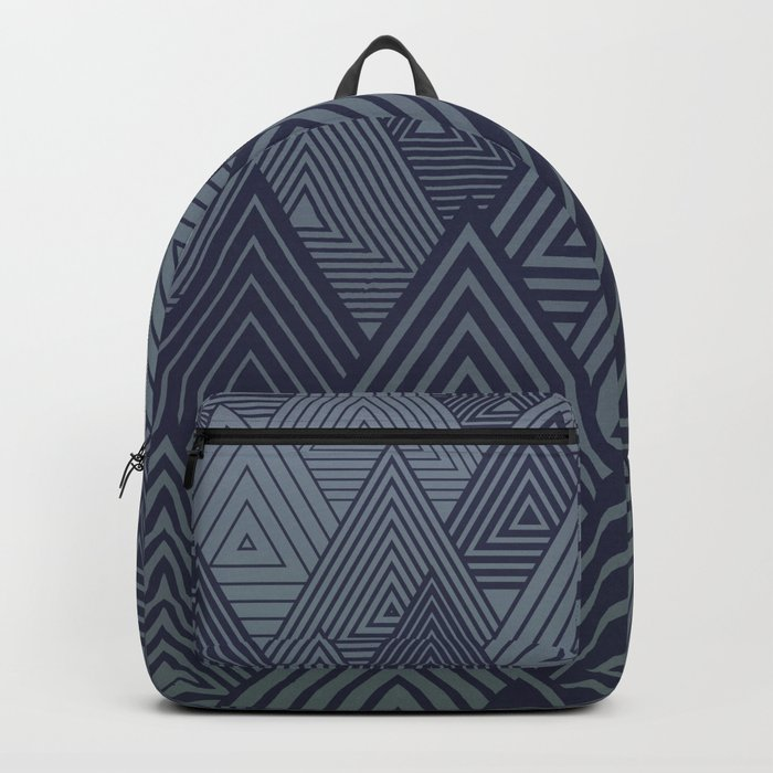 Indigo Forest Backpack