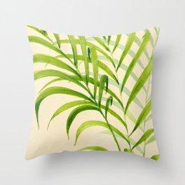 palmera Throw Pillow