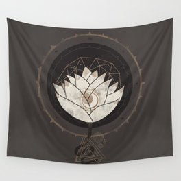 Lotus Wall Tapestry