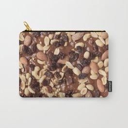 Vegan Chocolate Bark Carry-All Pouch