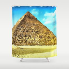 Massive Volume Shower Curtain