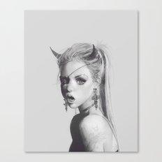 Huhhh?! Canvas Print
