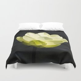 Cold As The Man In The Moon Duvet Cover