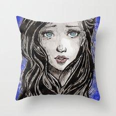 Katrina Throw Pillow