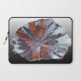Cady Mountain Aragonite Pseudomorph (Sagenite) Laptop Sleeve