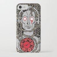 metropolis iPhone & iPod Cases featuring METROPOLIS by Alberto Corradi
