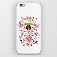 Bird Love iPhone Skin