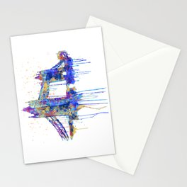 Tower Bridge watercolor Stationery Cards
