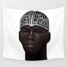 The Silent Brother Wall Tapestry
