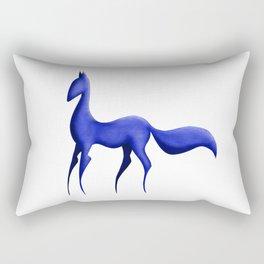 Blue magical Creature Rectangular Pillow