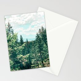 The World As We Know It #nature #digitalart Stationery Cards