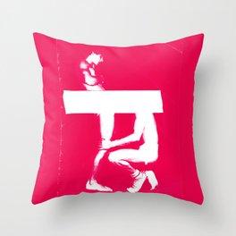 021 Throw Pillow