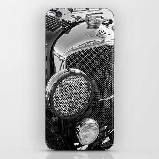 A 1928 Bentley - MP 2219 iPhone & iPod Skin