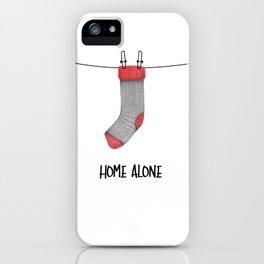 Home Alone! iPhone Case