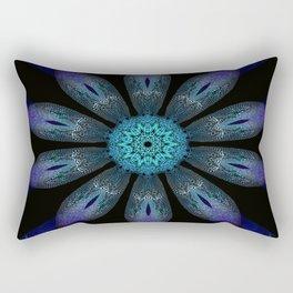 All Aglow Rectangular Pillow