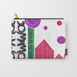 vessel hot pink Carry-All Pouch