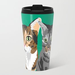 Scout and Ernest Travel Mug