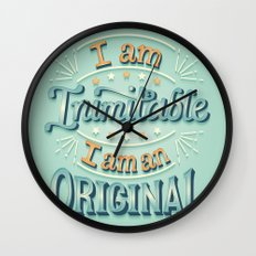 I am an original Wall Clock