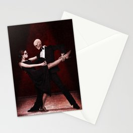 La Danza De La Muerte Stationery Cards