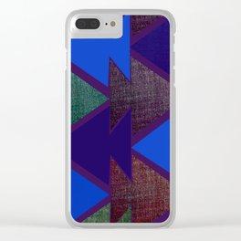AQUARIUM 4 Clear iPhone Case