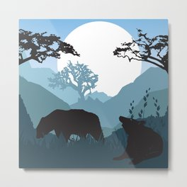 My Nature Collection No. 49 Metal Print