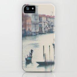 winter in Venice ... iPhone Case
