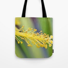 Yellow Style Tote Bag