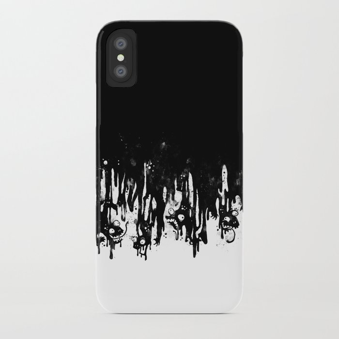 Meltdown iPhone Case