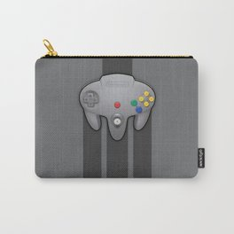 N64 PAD Grey Carry-All Pouch