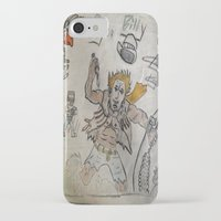 butcher billy iPhone & iPod Cases featuring billy by oldschoolking