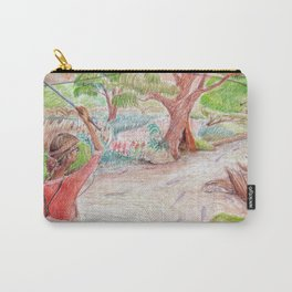 Trout fishin Carry-All Pouch