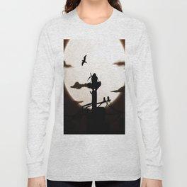 tower incident Long Sleeve T-shirt