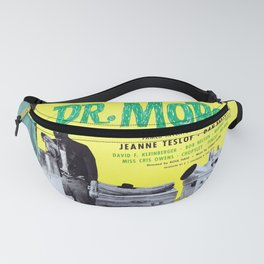The Wacky World of Dr. Morgus Fanny Pack