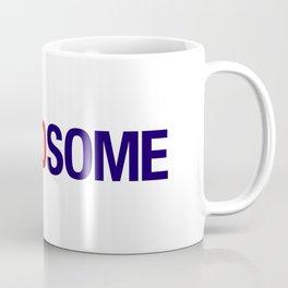 AWDSOME v2 HQvector Coffee Mug