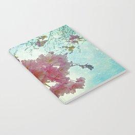 Pink Sakura Notebook