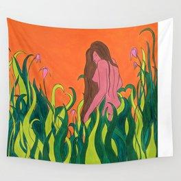 Garden of Love Wall Tapestry