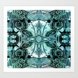 Cor Art Print