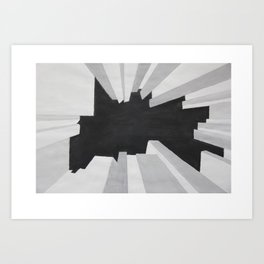 Skyscrapercity Art Print