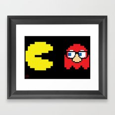 Disguise Framed Art Print