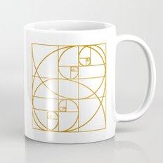 Golden Waves Mug