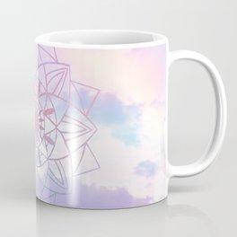 Star Mandala Unicorn Pastel Clouds #1 #decor #art #society6 Coffee Mug